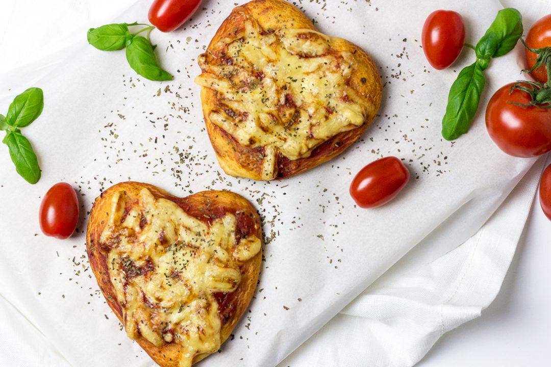 Kathleensdream De Valentinstag Eine Pizza In Herzform Zum Verlieben