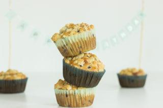 Muffins zum Geburtstag