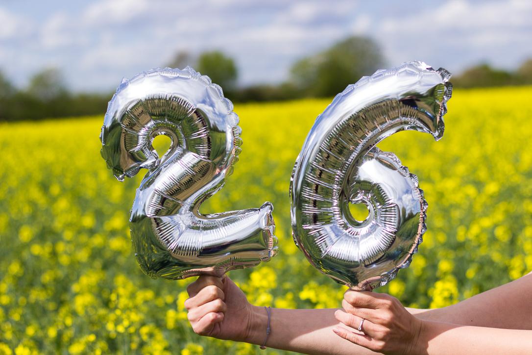 26. Geburtstag