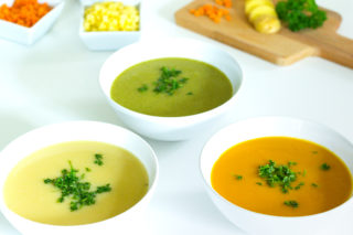 Suppenrezepte mit Gemüsebrühe
