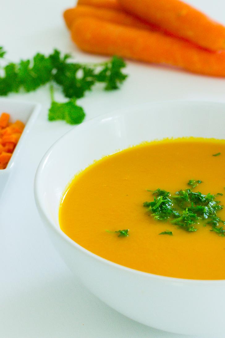Suppenrezepte im Herbst