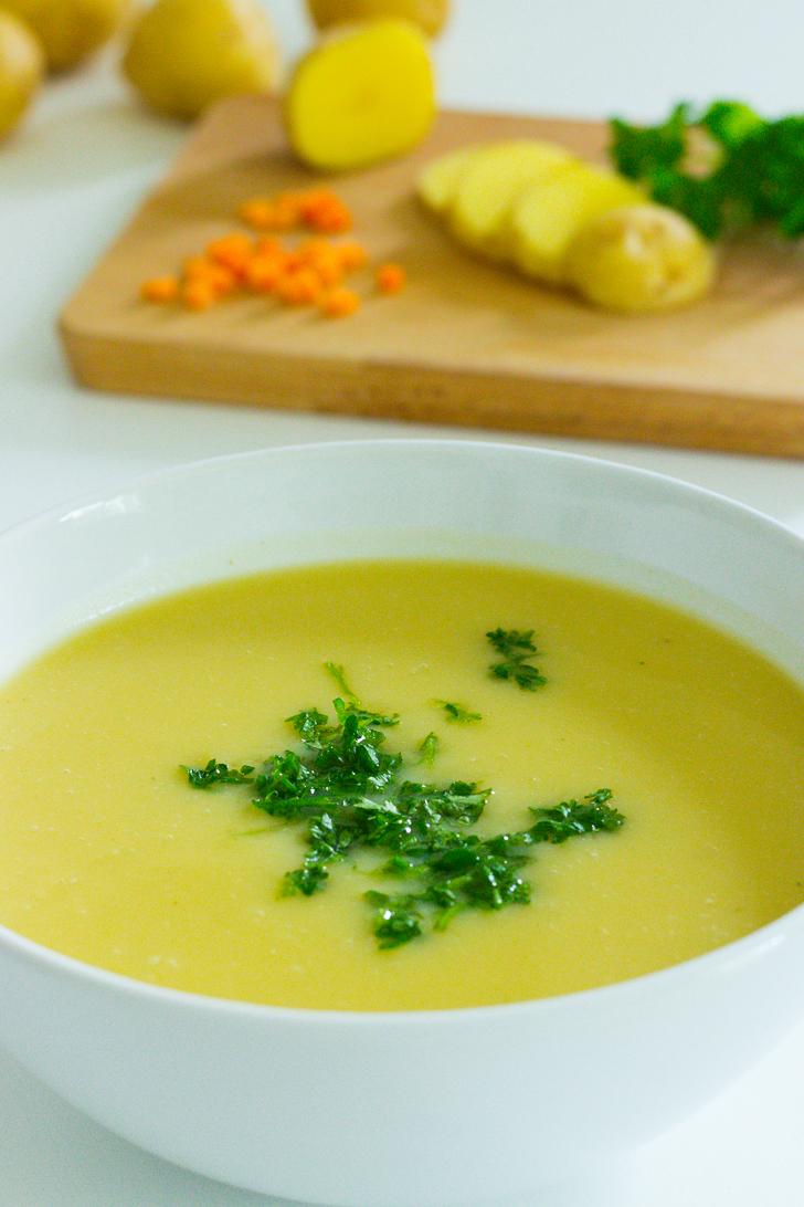Suppen im Herbst