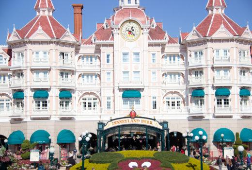 Ein Besuch im Disneyland Paris