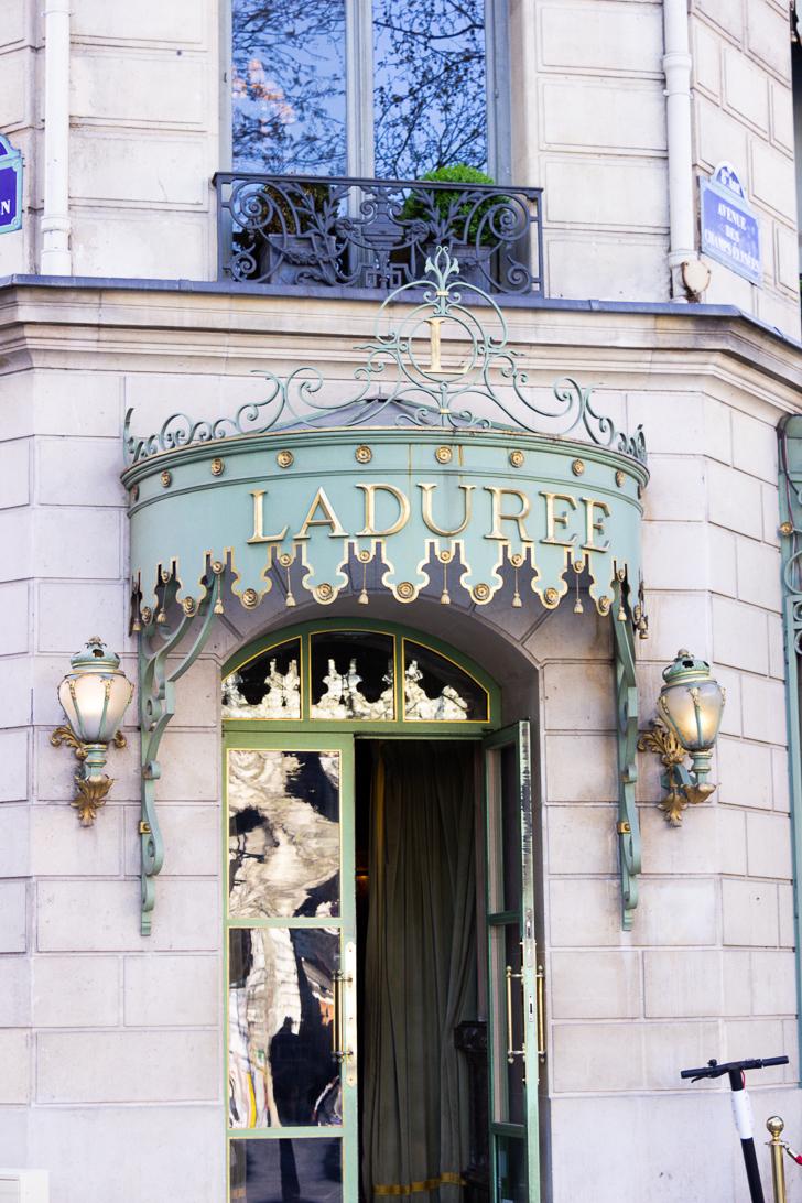 Ein Tag in Paris