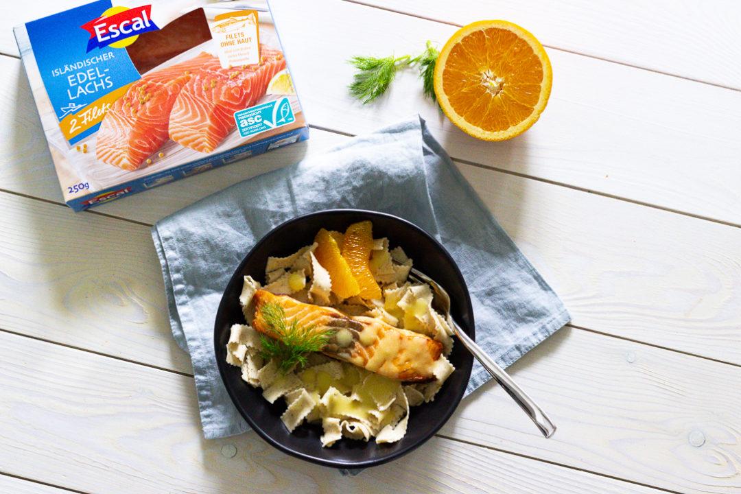 Rezept mit Escal Seafood