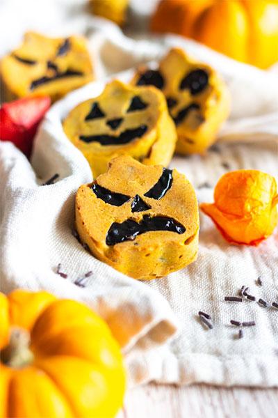 Kürbis-Muffins