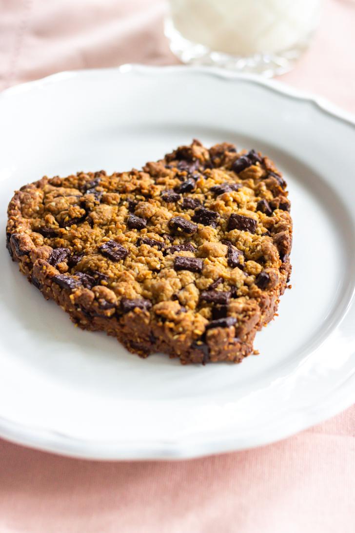 Veganer Cookie