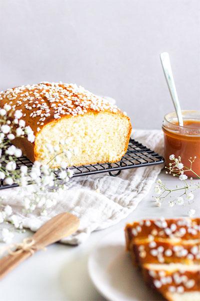 Süßes Brot zu Ostern
